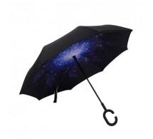 Умный зонт (зонт обратного сложения)