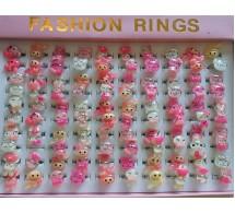 Кольцо детское (Упаковка 100 штук)