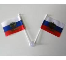Флаг 6х9 на присоске (пара)