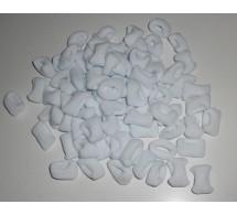 Резинка махровая (упаковка 80 штук)