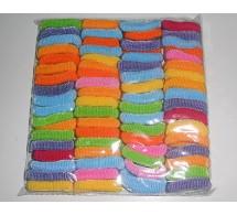 Резинка махровая (упаковка 70 штук)