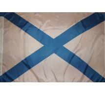 Флаг Андреевский 90Х145 см
