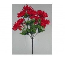 Букет хризантем. цена за 2 шт (цвет-ассорти)