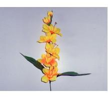 Ветка гладиолуса (цвет-ассорти)