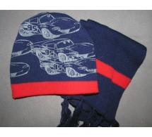 Шапка и шарф. Цвет ассорти.