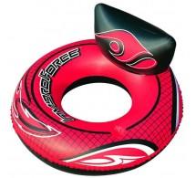 Надувной шезлонг для отдыха на воде
