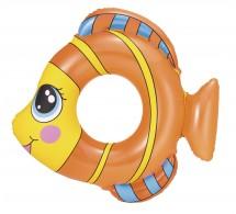 """Детский плавательный круг """"Рыбка"""""""