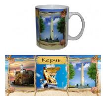 Чашка сувенирная Керчь