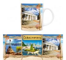 Чашка сувенирная Севастополь