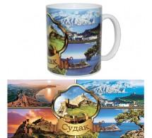 Чашка сувенирная Судак