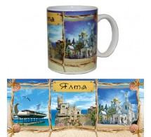 Чашка сувенирная Ялта