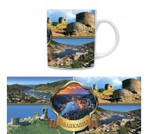 Чашка сувенирная Балаклава