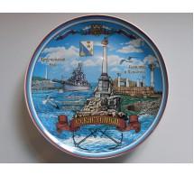 Тарелка сувенирная Севастополь