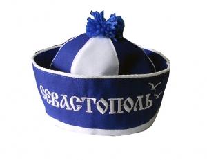 """Попайка с вышивкой """"Севастополь"""""""
