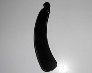 Заколка-банан