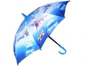 Зонт подростковый трость (ассорти)