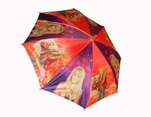 """Детский зонт трость """"Hannah Montana """""""